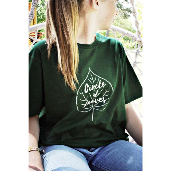 Circle of Leaves Shirt